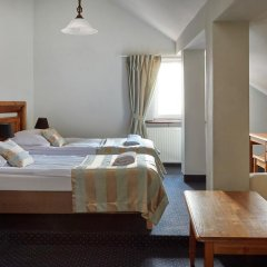 Отель Rezydencja Solei 2* Стандартный номер с различными типами кроватей фото 3