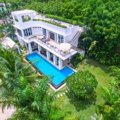 Отель Villas In Pattaya 5* Стандартный номер с различными типами кроватей фото 2