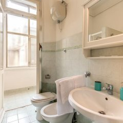 Отель Residenza Foro Italico Италия, Рим - отзывы, цены и фото номеров - забронировать отель Residenza Foro Italico онлайн ванная