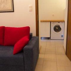 Отель Home3city Parkowa сейф в номере