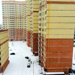 Апартаменты ВыДома Апартаменты Серебрянка 48 балкон