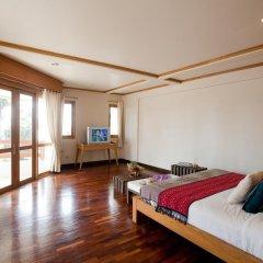 Отель Tanaosri Resort 3* Люкс с различными типами кроватей фото 9