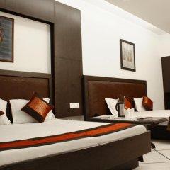 Hotel Apra International 3* Стандартный номер с различными типами кроватей фото 6