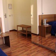 Hotel Palladio Стандартный номер с двуспальной кроватью (общая ванная комната)