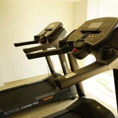 Отель Golden Peak Resort & Spa Камрань фитнесс-зал фото 4