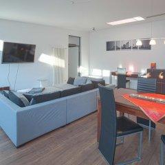 Отель Lodge-Leipzig 4* Апартаменты с различными типами кроватей фото 22