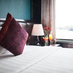 Отель Halong Aclass Legend Cruise 3* Номер Делюкс с различными типами кроватей фото 6