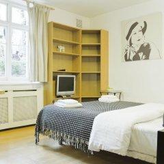 Апартаменты Studios 2 Let Serviced Apartments - Cartwright Gardens Студия Эконом с различными типами кроватей фото 13