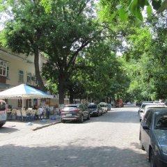 Гостиница S Parusnikom парковка