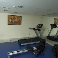 Topkapi Inter Istanbul Hotel фитнесс-зал