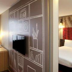 Отель ibis Le Bourget 3* Стандартный номер с различными типами кроватей фото 5