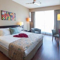 ISG Airport Hotel - Special Class 4* Номер Делюкс с разными типами кроватей фото 2