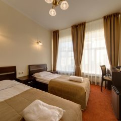 Мини-отель Соло Адмиралтейская Стандартный номер с 2 отдельными кроватями фото 7