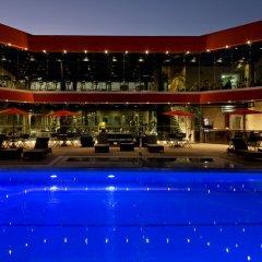 Отель Holiday Inn Mexico Buenavista Мексика, Мехико - отзывы, цены и фото номеров - забронировать отель Holiday Inn Mexico Buenavista онлайн бассейн фото 2