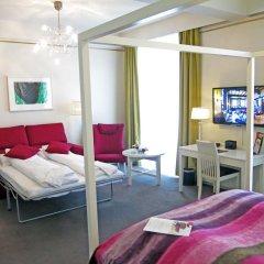 Hotel Villa Terminus 3* Стандартный семейный номер с двуспальной кроватью фото 5