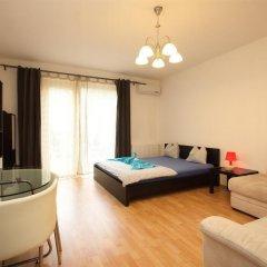 Апартаменты Corvin Apartment Budapest комната для гостей фото 3