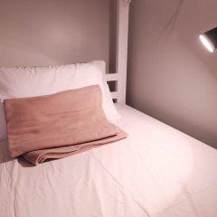 Petit Hostel Кровать в общем номере с двухъярусной кроватью фото 5