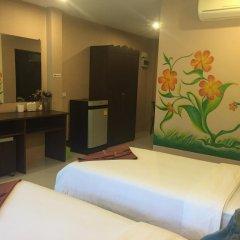 Baan Suan Ta Hotel 2* Улучшенный номер с различными типами кроватей фото 13