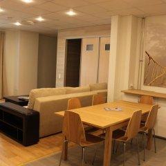 Отель Marina Village Apartment Финляндия, Лаппеэнранта - отзывы, цены и фото номеров - забронировать отель Marina Village Apartment онлайн комната для гостей фото 3
