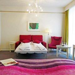 Hotel Villa Terminus 3* Стандартный семейный номер с двуспальной кроватью фото 7