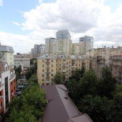 Гостиница ApartLux Leninsky Suite балкон