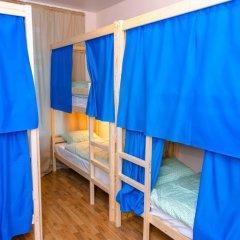 Хостел Christopher Кровать в общем номере с двухъярусной кроватью фото 8