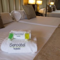 Sercotel Gran Hotel Luna de Granada 4* Стандартный номер с различными типами кроватей