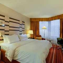 Гостиница Azimut Moscow Olympic 4* Люкс с разными типами кроватей фото 2