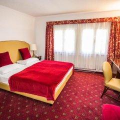 Отель Mailberger Hof 4* Стандартный номер фото 19