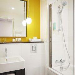 Отель Timhotel Berthier Paris 17 3* Стандартный номер с различными типами кроватей