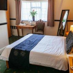 Pymgate Lodge Hotel 3* Стандартный номер с двуспальной кроватью фото 6
