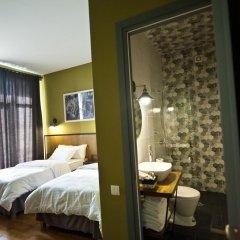 Hotel 27 3* Номер категории Эконом с различными типами кроватей фото 4