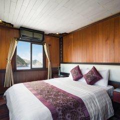 Отель Halong Apricot Cruise комната для гостей