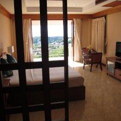 Отель Baan Kongdee Sunset Resort 3* Улучшенный номер двуспальная кровать