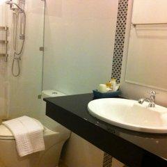 Отель Villa Gris Pranburi Таиланд, Пак-Нам-Пран - отзывы, цены и фото номеров - забронировать отель Villa Gris Pranburi онлайн ванная