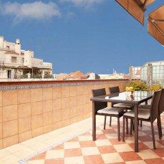 Отель LetsGo Sagrada Familia Penthouse Барселона питание