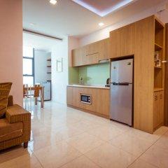 Апартаменты Phi Yen Nha Trang Blue Sea Apartments Апартаменты с различными типами кроватей фото 9