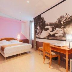 Отель Hôtel Atelier Vavin 3* Полулюкс с различными типами кроватей фото 4