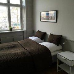 Апартаменты Nybro Apartments комната для гостей фото 2