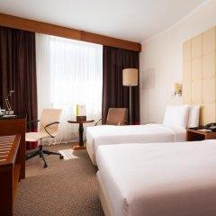 Гостиница DoubleTree by Hilton Novosibirsk 4* Стандартный номер 2 отдельными кровати фото 2