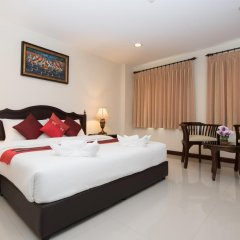Отель True Siam Rangnam 3* Улучшенный номер фото 11