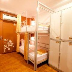Отель China Town 3* Кровать в общем номере фото 4