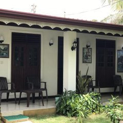 Sylvester Villa Hostel Negombo Номер категории Эконом с различными типами кроватей фото 11