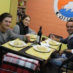 Moreto & Caffeto hostel питание