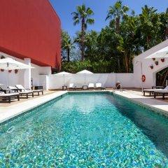 Отель Barceló Marbella 4* Номер Делюкс с различными типами кроватей фото 2