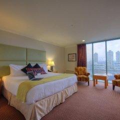Отель Executive Hotel & Conference Center, Burnaby Канада, Бурнаби - отзывы, цены и фото номеров - забронировать отель Executive Hotel & Conference Center, Burnaby онлайн комната для гостей фото 2