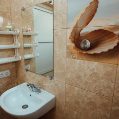 Гостиница Люкс в Алексеевке отзывы, цены и фото номеров - забронировать гостиницу Люкс онлайн Алексеевка ванная фото 2