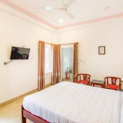 Отель Hung Do Beach Homestay 3* Номер Делюкс с различными типами кроватей фото 3