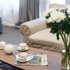 Гостиница Карина Полулюкс с разными типами кроватей фото 5