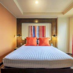 Отель Bangkok Cha-Da 4* Улучшенный номер фото 4